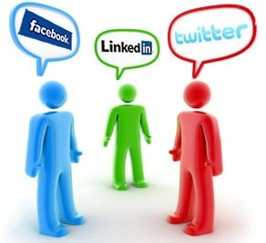 Gesprek voeren over social media