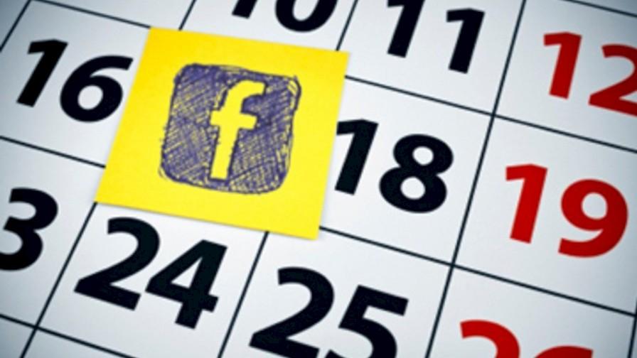Facebook content kalender