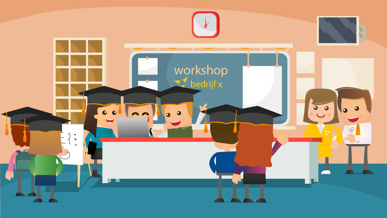 Samenwerken met studieverenigingen: wat en waarom?