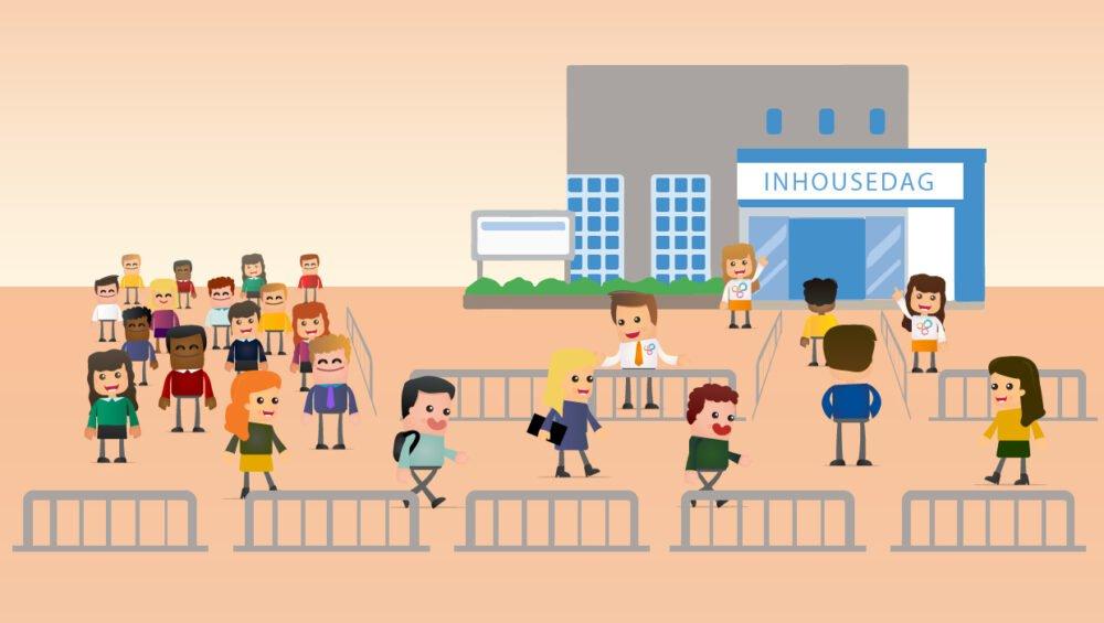 Inhousedag organiseren: wat win je op employer branding én werving?