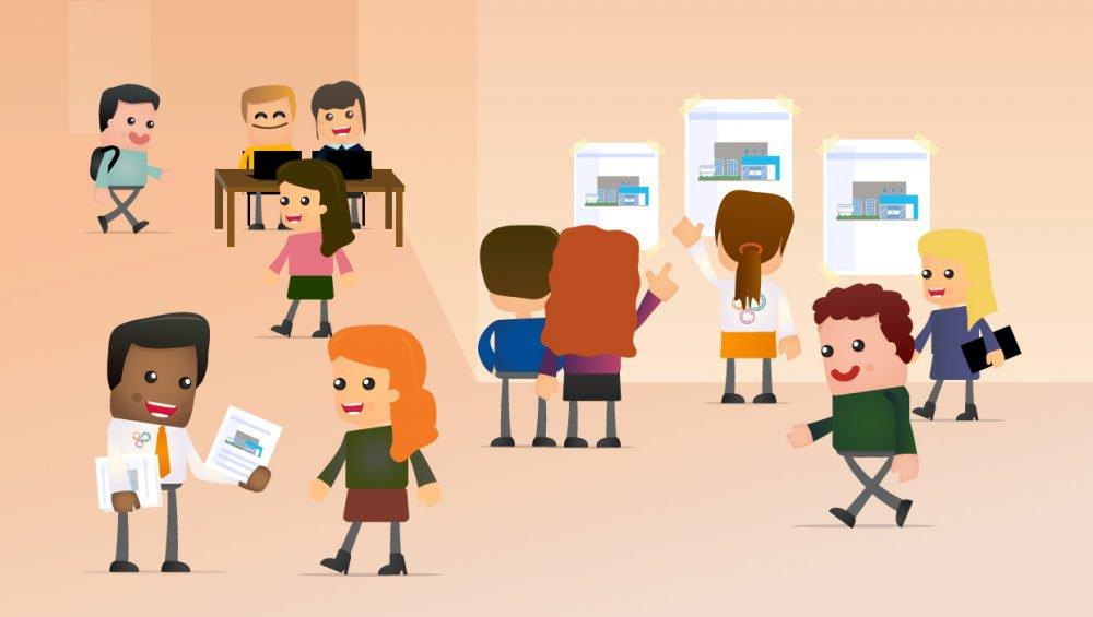 9 slimme manieren om jouw bedrijf zichtbaar te maken op een hbo of universiteit