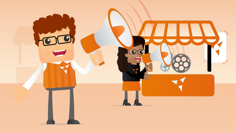 Laat ambassadeurs het verhaal over werken bij jouw bedrijf vertellen