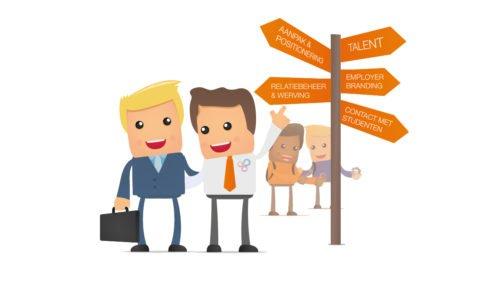 9 stappen naar een succesvolle campus recruitment strategie
