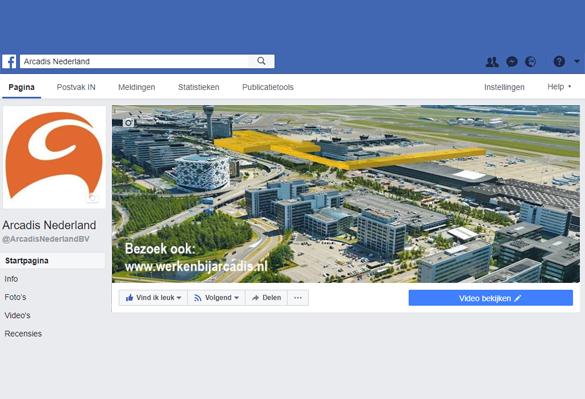Hoe Arcadis binnen no time een grote en betrokken Facebook community heeft opgebouwd>