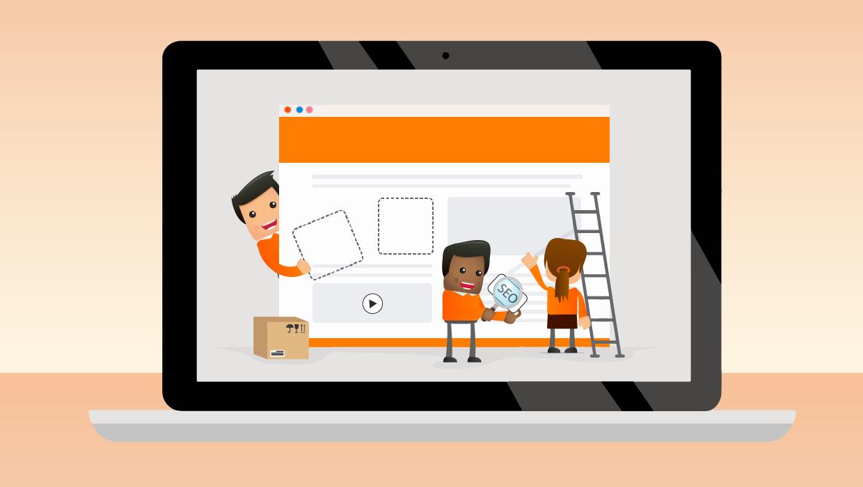 Wat houdt de optimalisatie van jullie recruitmentsite in?>