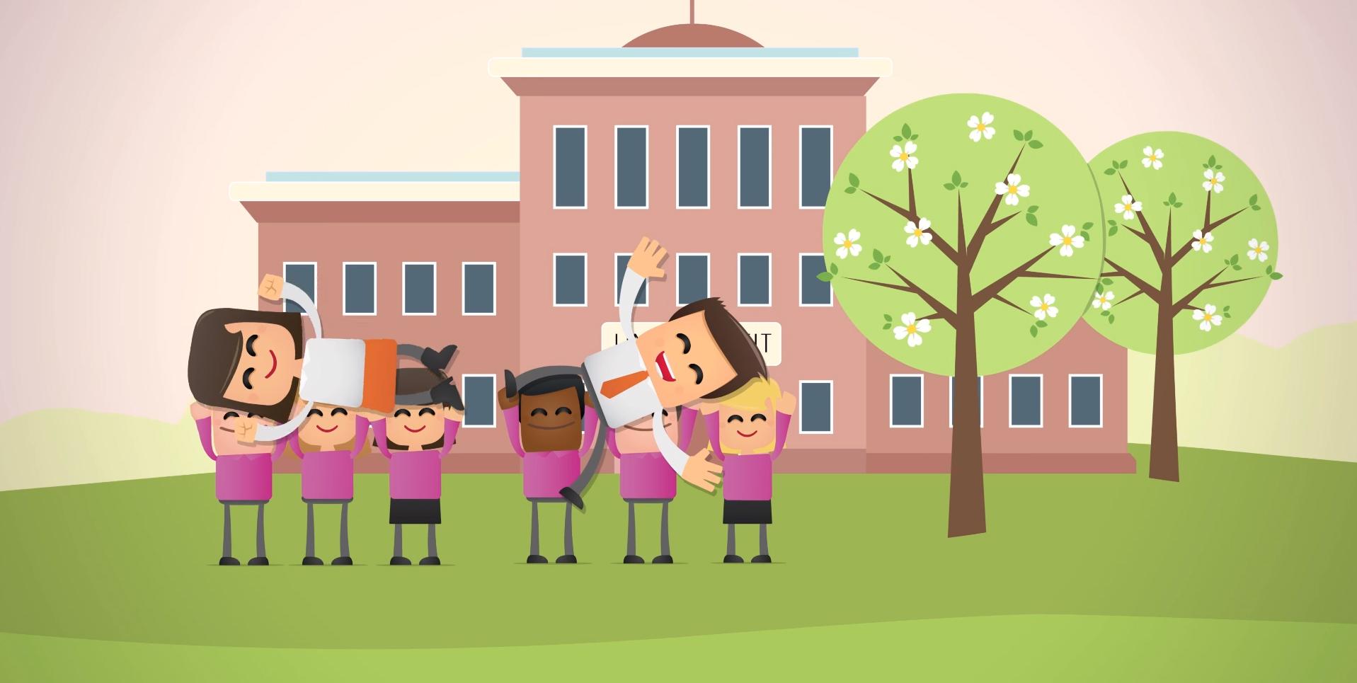 Samen werken aan duurzame campus recruitment - Video