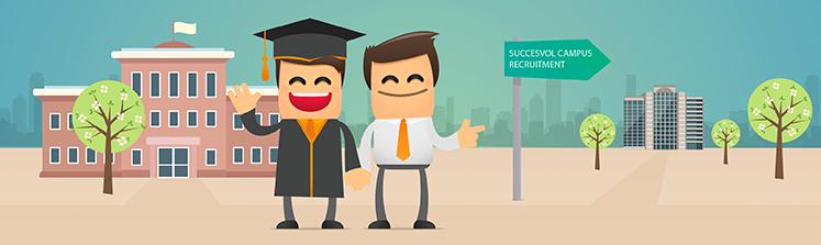 Bereik studenten & starters met een duurzaam campus recruitment beleid