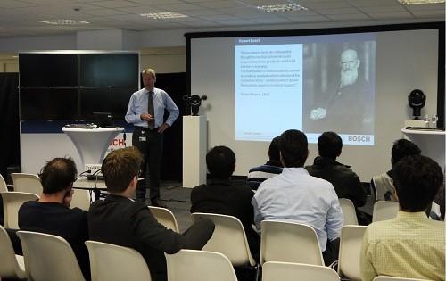 Inhousedag bij Bosch Security Systems – het verslag van een geslaagde dag