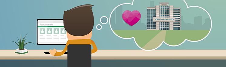 9 essentiële onderdelen van een succesvolle werken-bij website