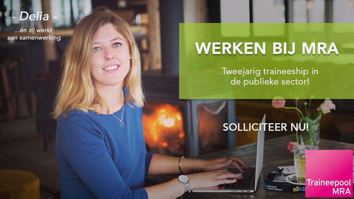 Hoe we voor Metropoolregio Amsterdam met een efficiënte online marketing campagne jaarlijks 370 sollicitanten weten te enthousiasmeren voor hun traineeship>