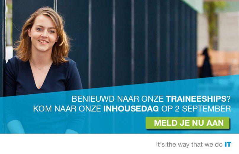 Advertentie Calco IT traineeship