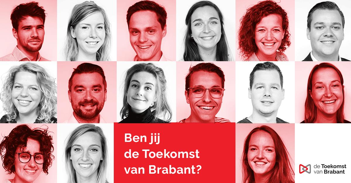 Hoe wij samen met de Toekomst van Brabant haar overheidstraineeship onderscheidend op de kaart zetten wat jaarlijks leidt tot 400 sollicitanten>