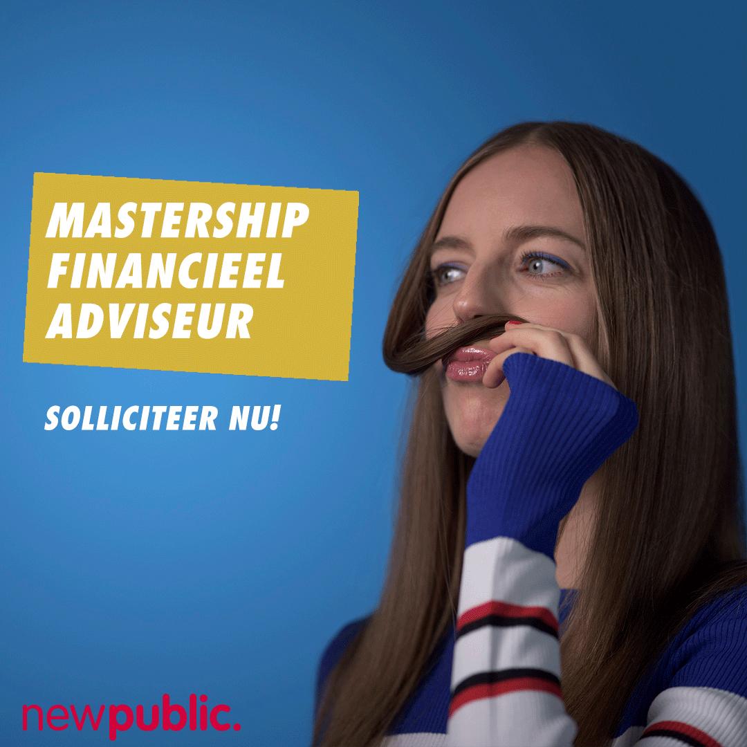 Hoe wij samen met Newpublic 7 financieel adviseurs hebben geworven die via hun nieuwe mastership bij verschillende gemeenten starten>